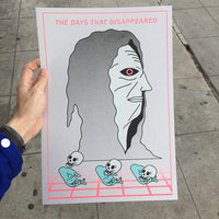 THE DAYS riso print