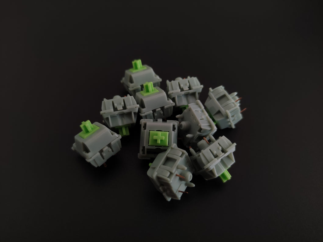 [Group-Buy] Crane Tactile Switches