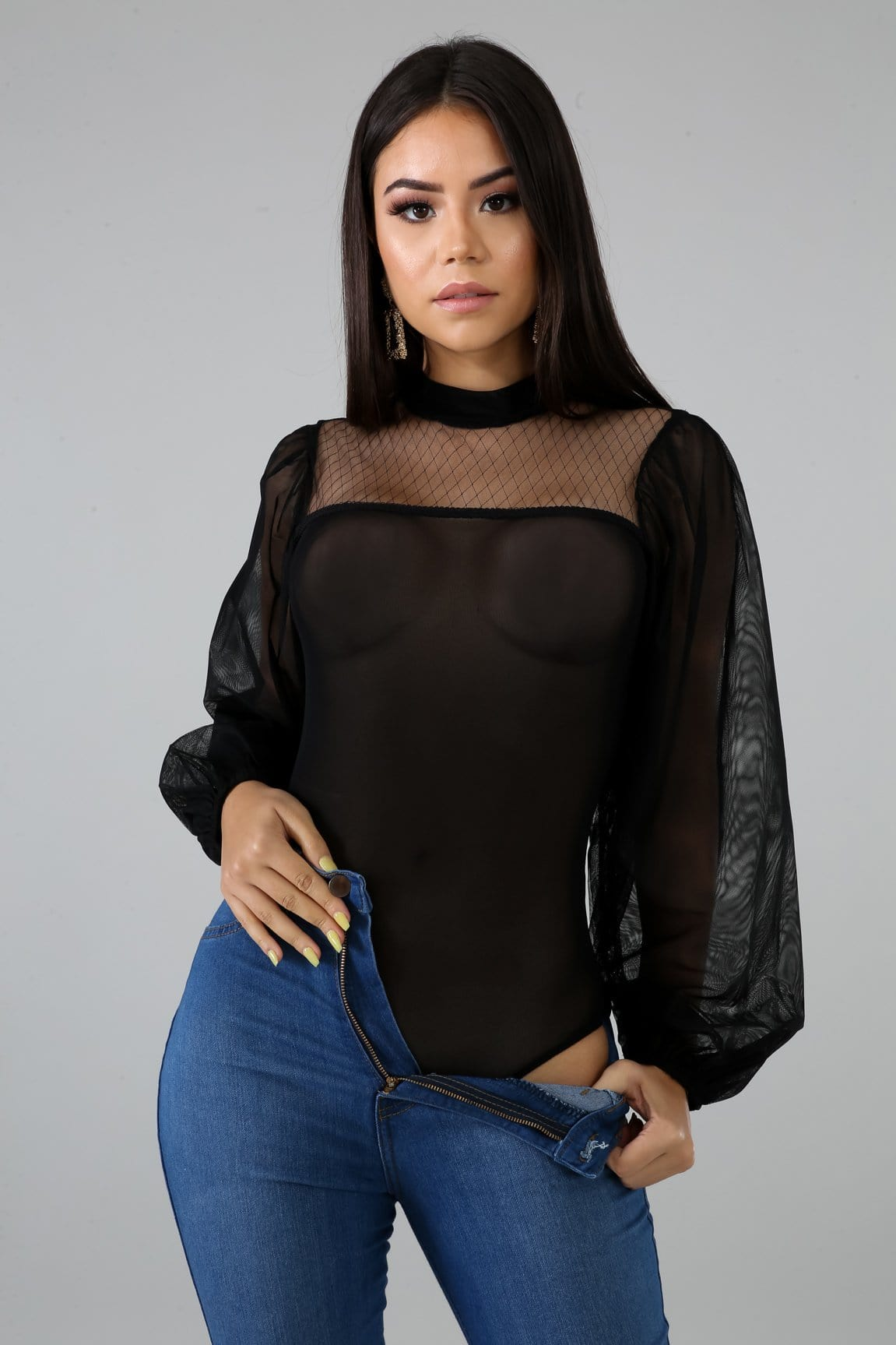 Slay In New York Bodysuit [FINAL SALE]