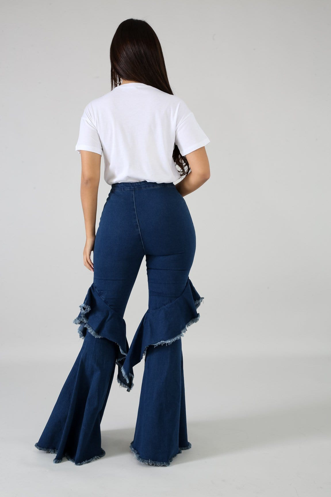 Porsha Bell Flare Jeans
