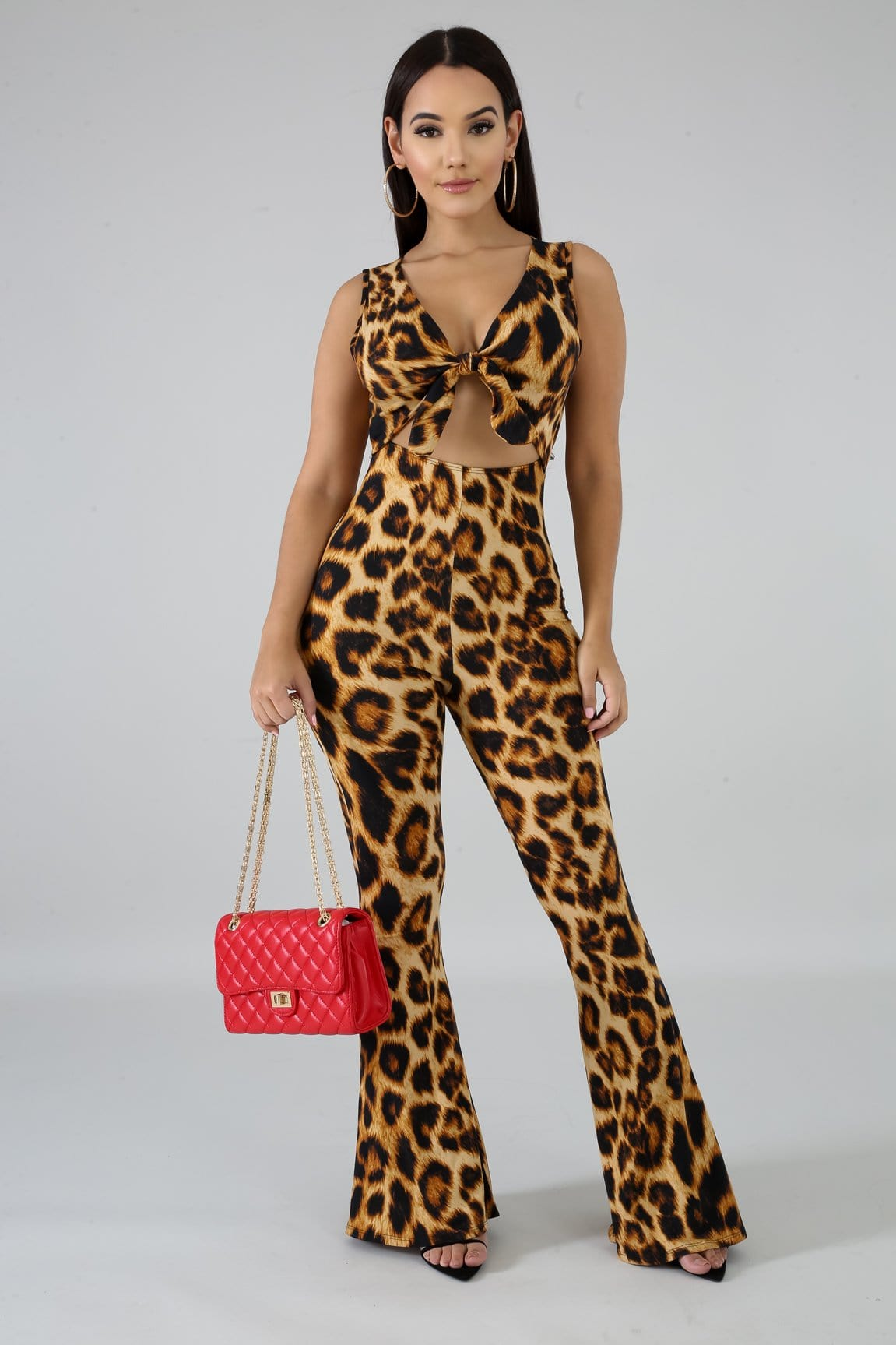 Fearless Sweetheart Jumpsuit