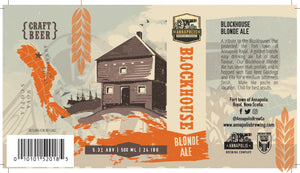 Blockhouse Blonde Ale