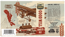 Load image into Gallery viewer, Good Will Amber Ale