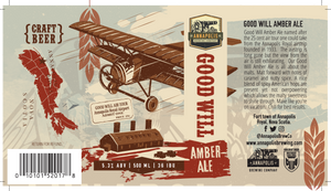 Good Will Amber Ale