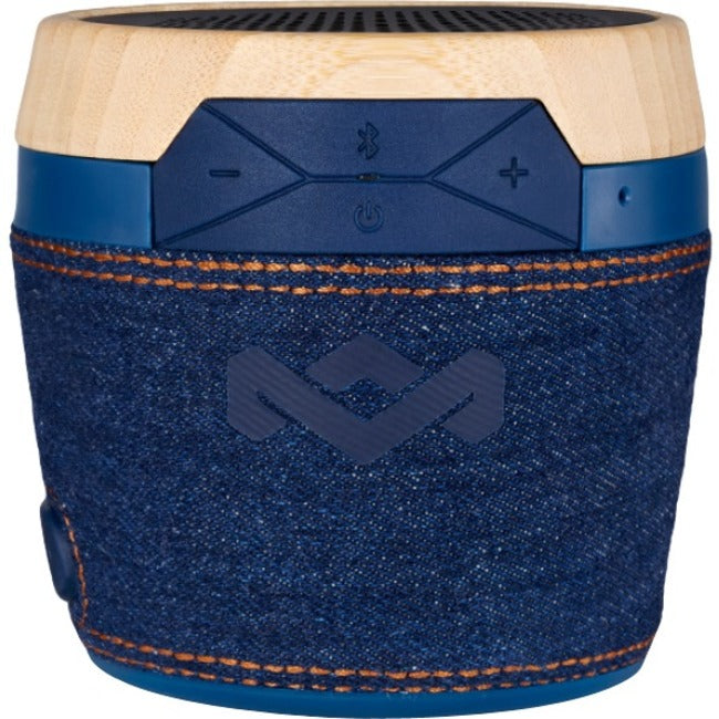 House of Marley EM-JA007-DN | Haut-parleur portable Chant Mini - Bluetooth - Denim