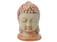 "Load image into Gallery viewer, Buddha Bust 8.75"" H"
