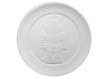 "Load image into Gallery viewer, Nutcracker Plate 8"" D"