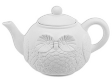 Load image into Gallery viewer, Owl Teapot