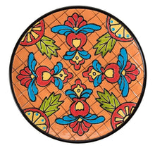 "Load image into Gallery viewer, Talavera Dinner Plate 11"" D"