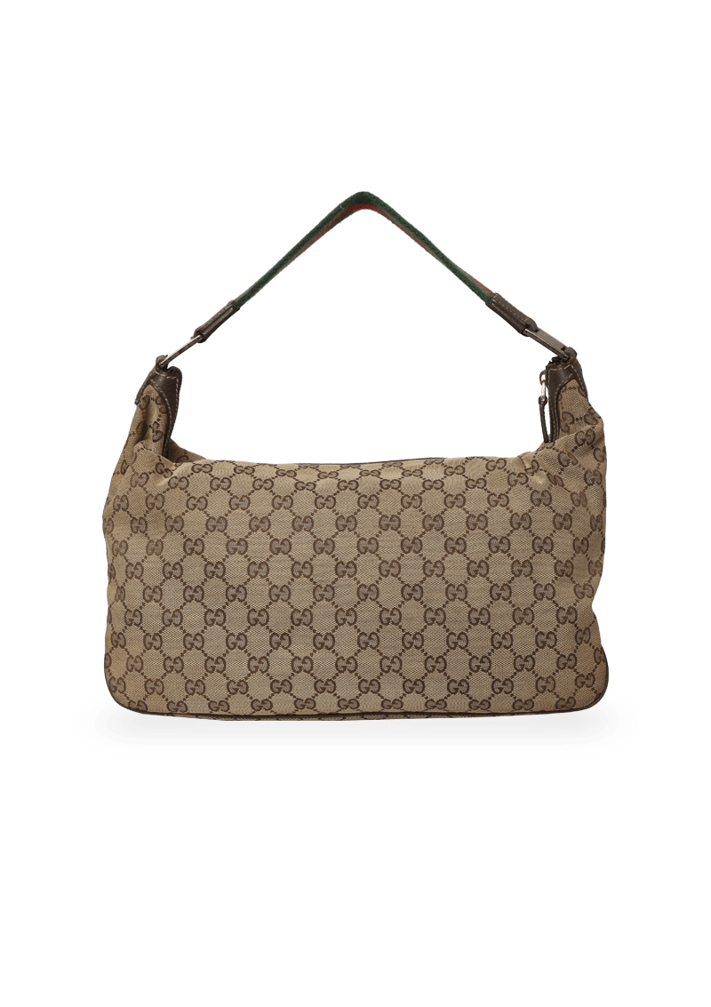 MÉDIUM GG CANVAS POP HOBO