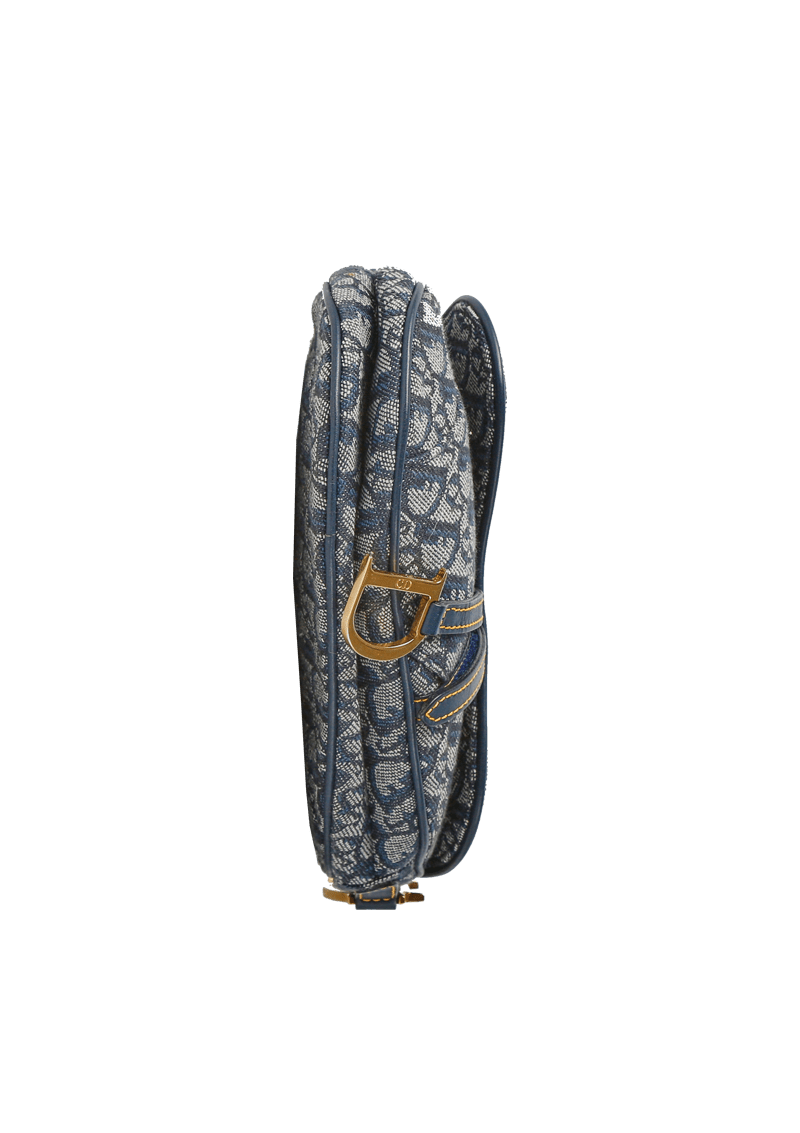 SADDLE JACQUARD DIOR OBLIQUE