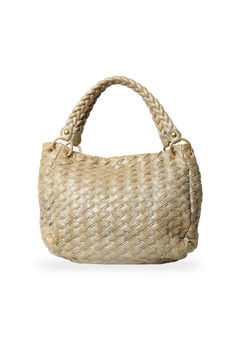 INTRECCIO LEATHER BAG