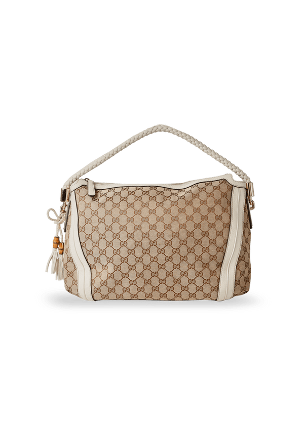 GG CANVAS BELLA HOBO