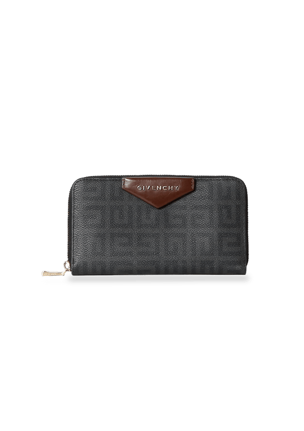 ANTIGONA ZIP AROUND WALLET