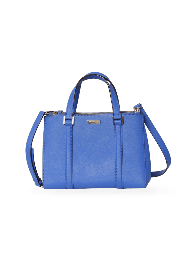 NEWBURY LANE LODEN SATCHEL