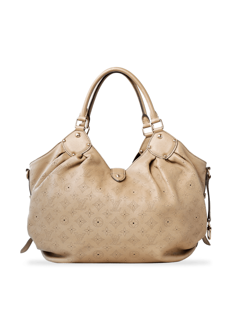 BISCUIT MAHINA LOUIS VUITTON MARROM ORIGINAL