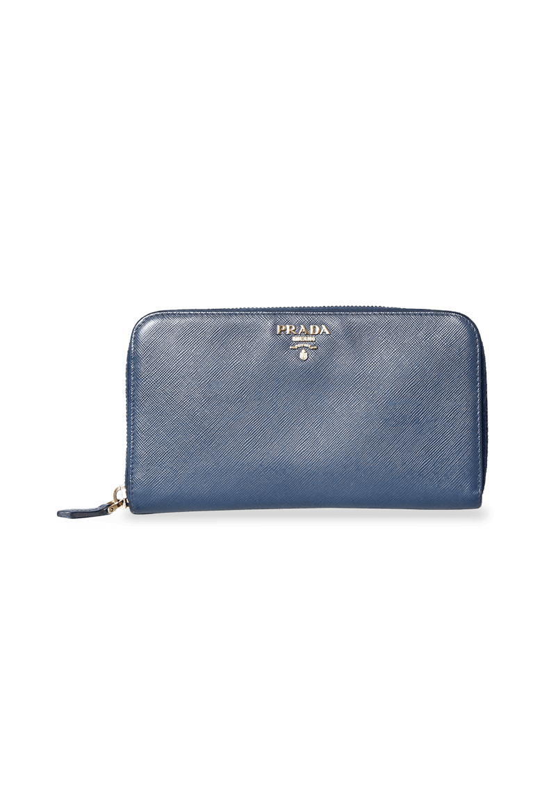 SAFFIANO CUIR LEATHER CONTINENTAL WALLET