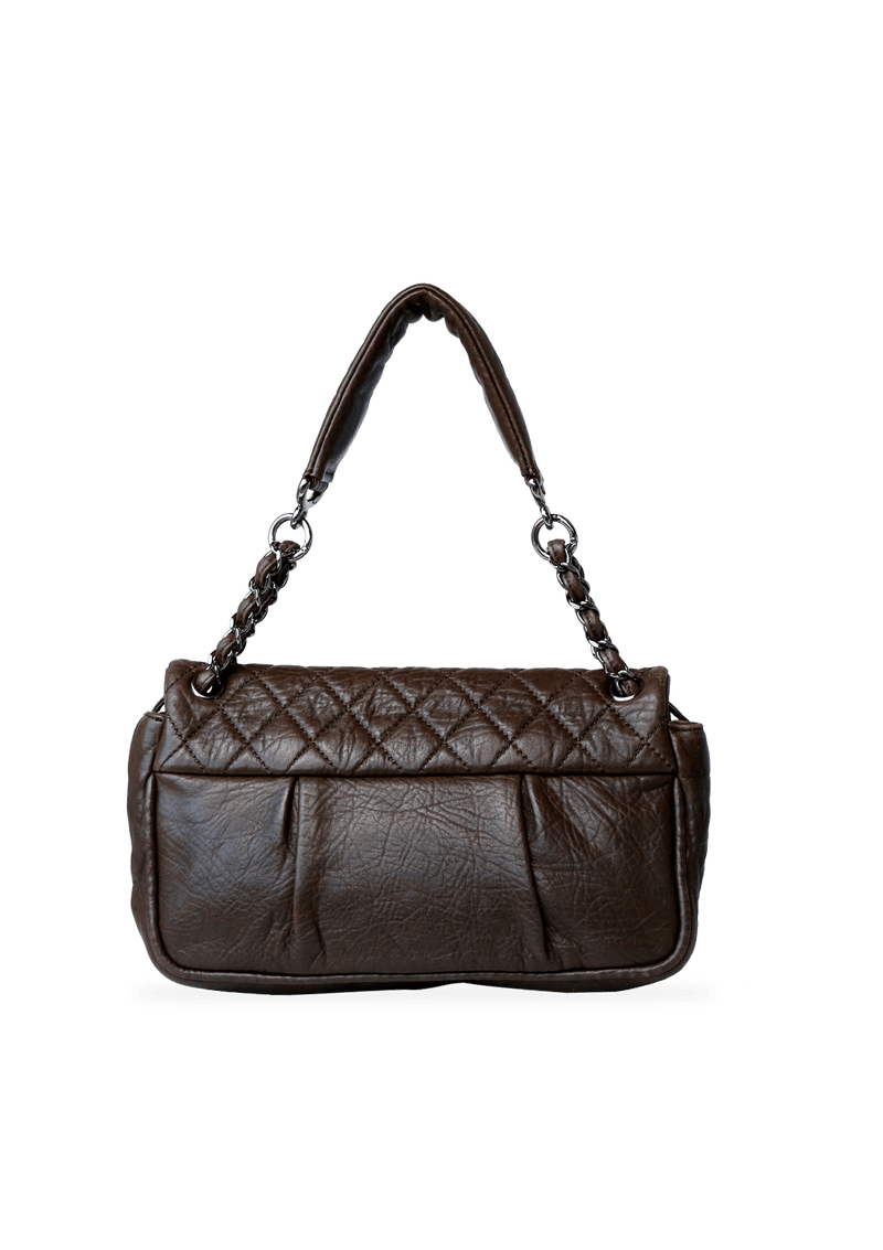 COCO PLEATS FLAP BAG