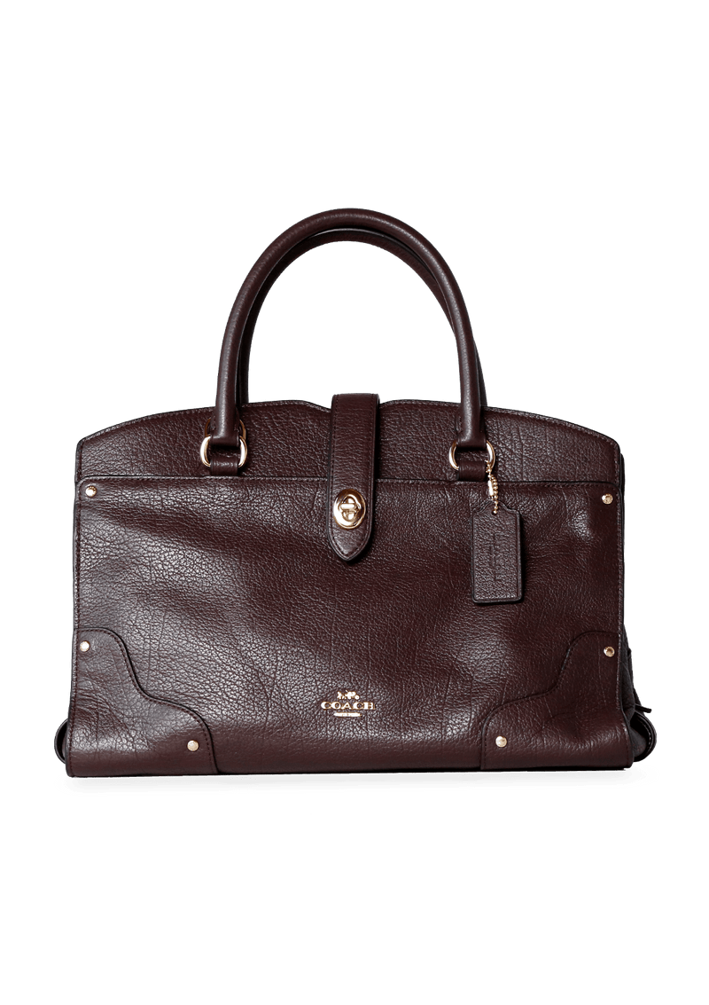 MERCER SATCHEL BAG
