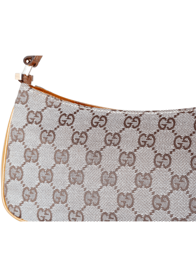 GG CANVAS POCHETTE