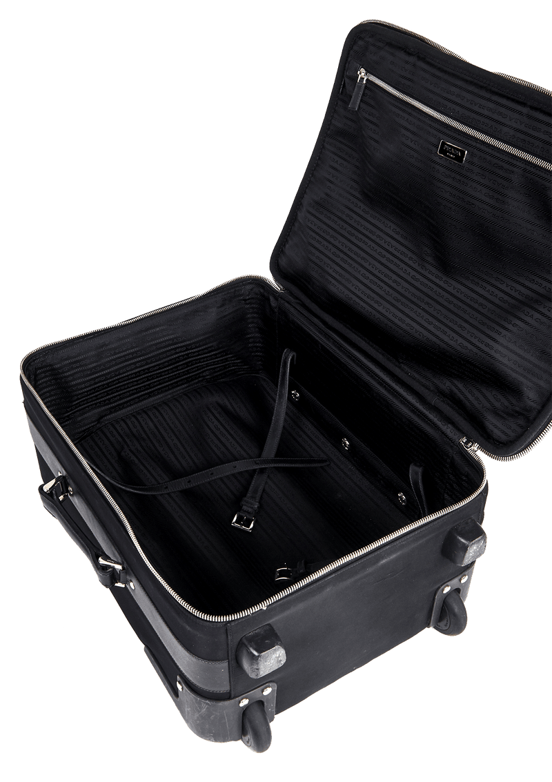 SAFFIANO TROLLEY LUGGAGE