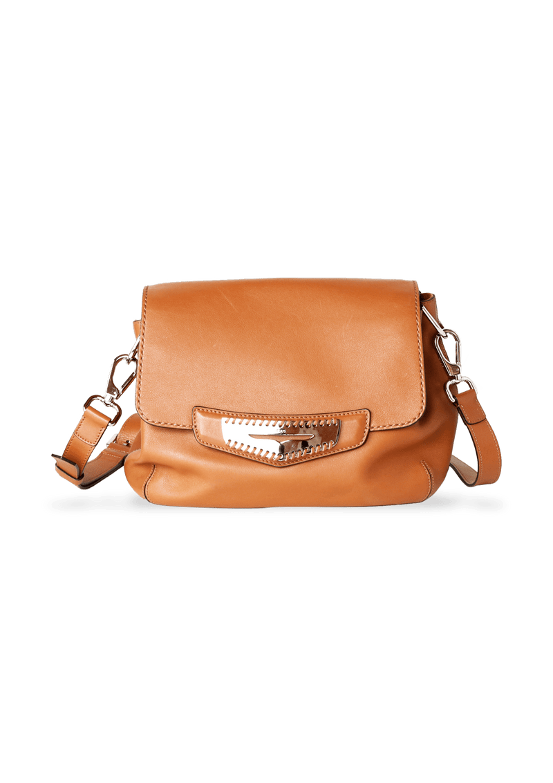 MASK CROSSBODY BAG