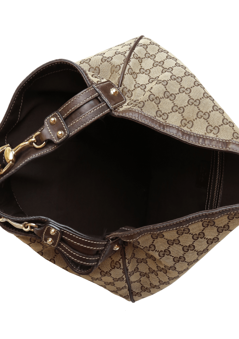 MEDIUM GG PELHAM HOBO