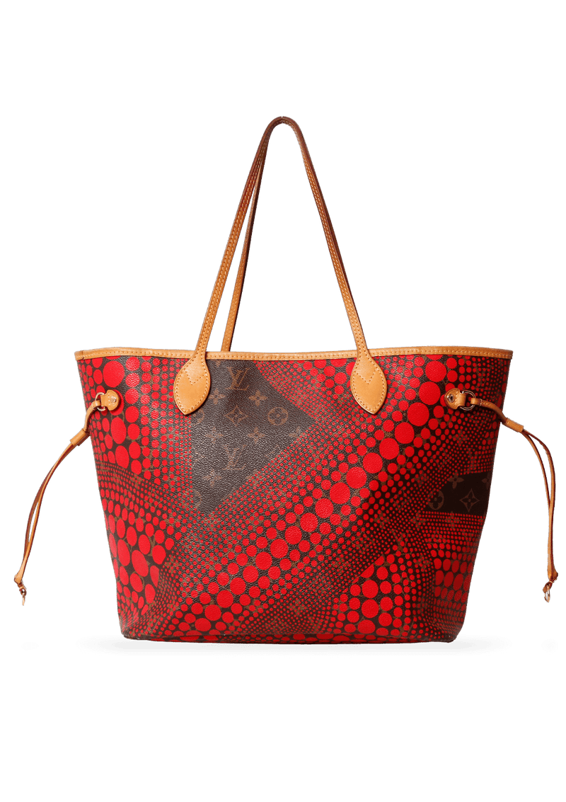 KUSAMA WAVES NEVERFULL MM