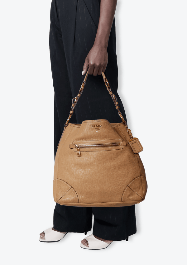 VITELLO DAINO HOBO