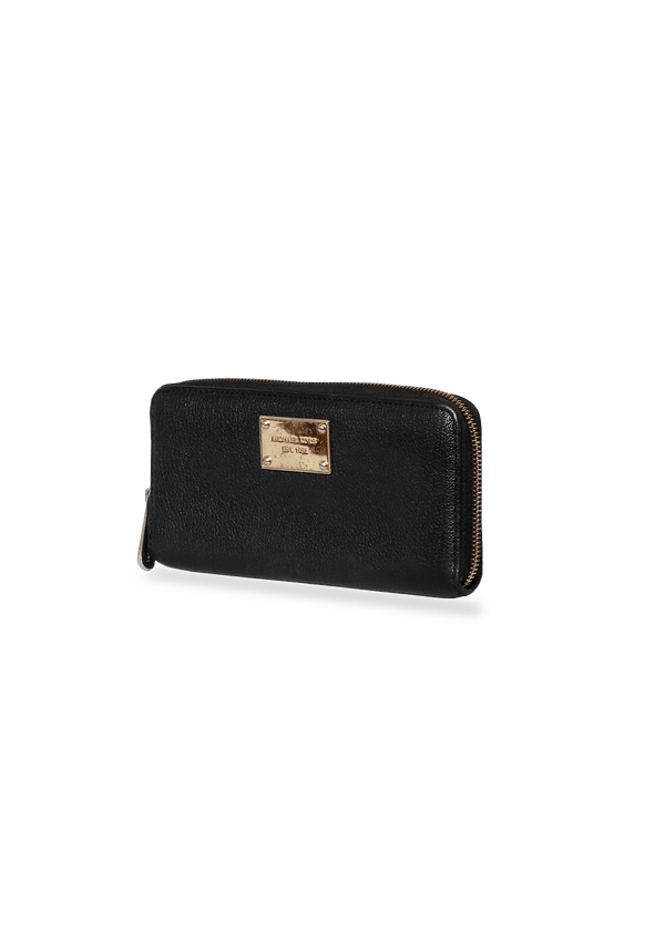 JET SET TRAVEL SAFFIANO WALLET