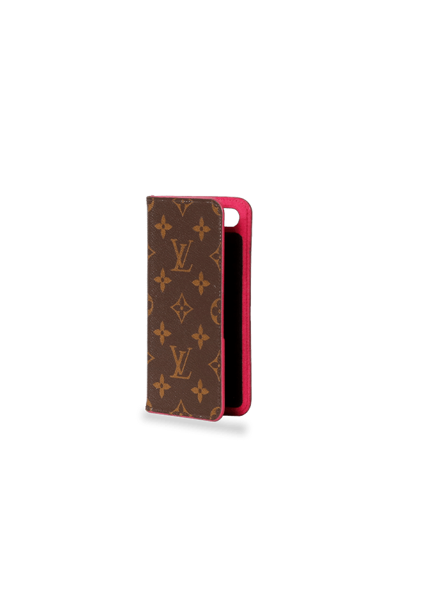 MONOGRAM IPHONE 7 PLUS FOLIO