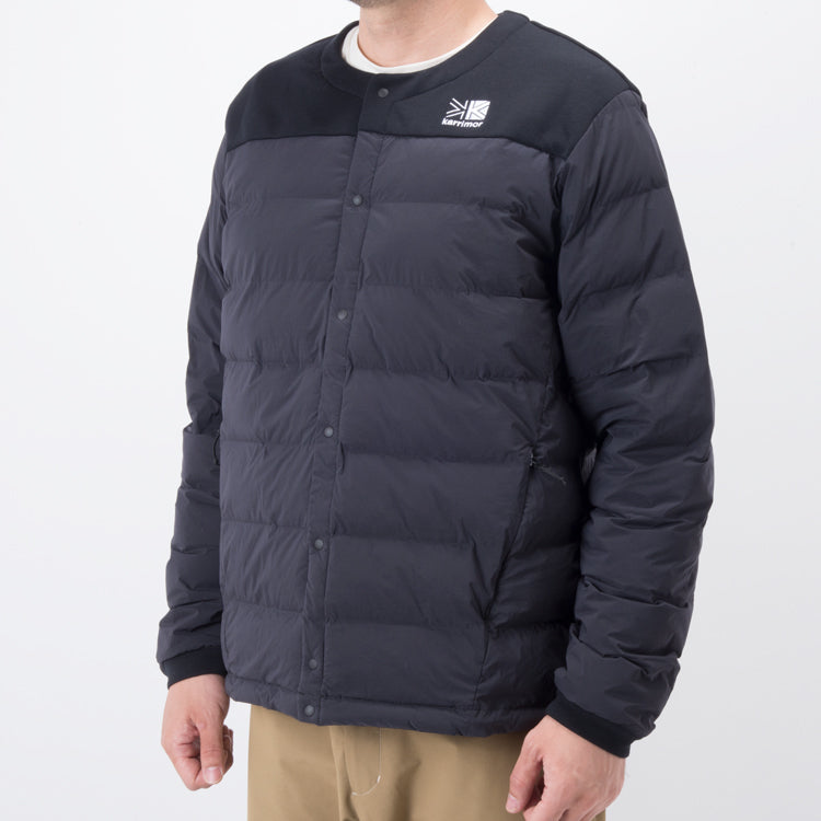 Indie Cardigan (Light-weight Down Jacket)