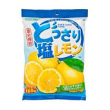 Salt and Lemon Candy 鹽味檸檬糖
