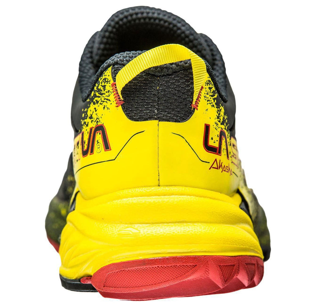 Akasha Men's ( Black/yellow)