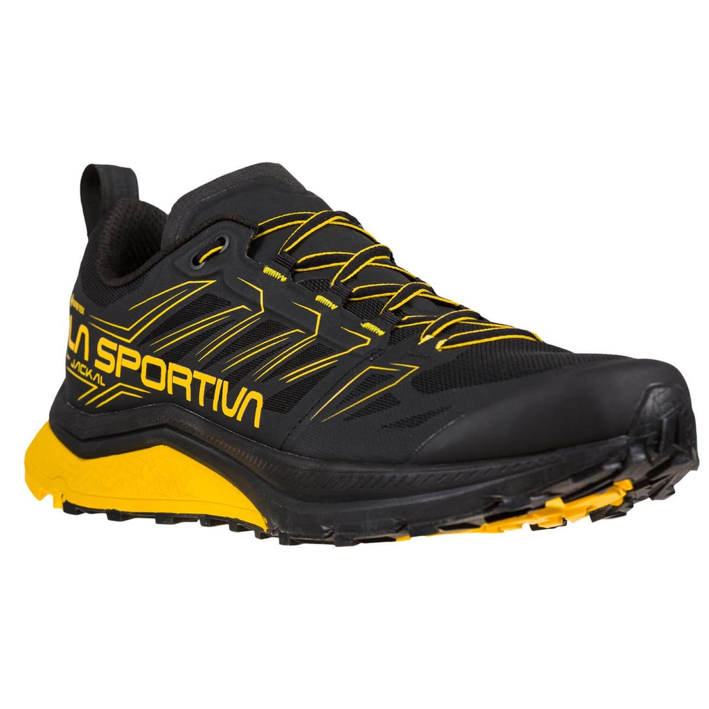 Jackal Men's (Black/Yellow)