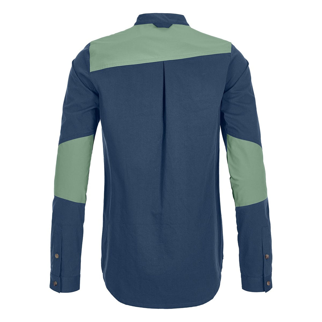 Merino Ashby Shirt Long Sleeve Women's
