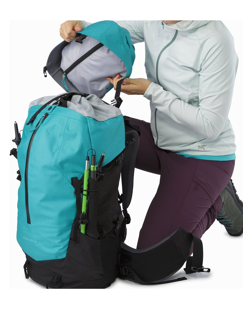 Bora AR 49 Women's backpack (Tall back)