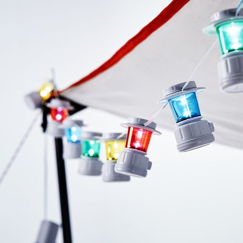 LED String Light snow + Pouch