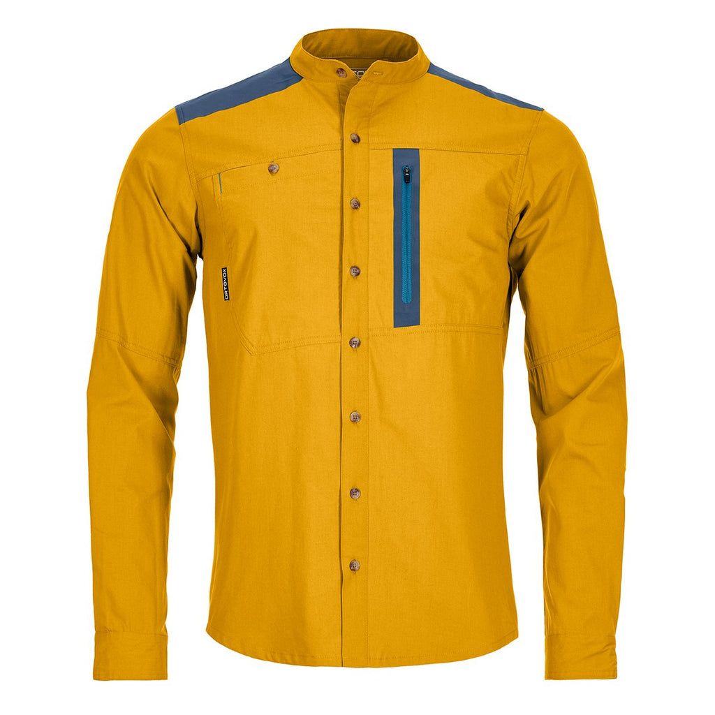 Merino Ashby Shirt Long Sleeve Men's