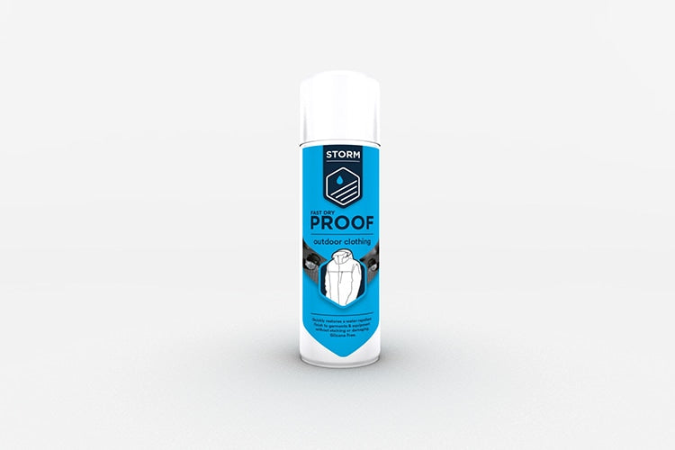 Proofer Fast Dry (Spray on)
