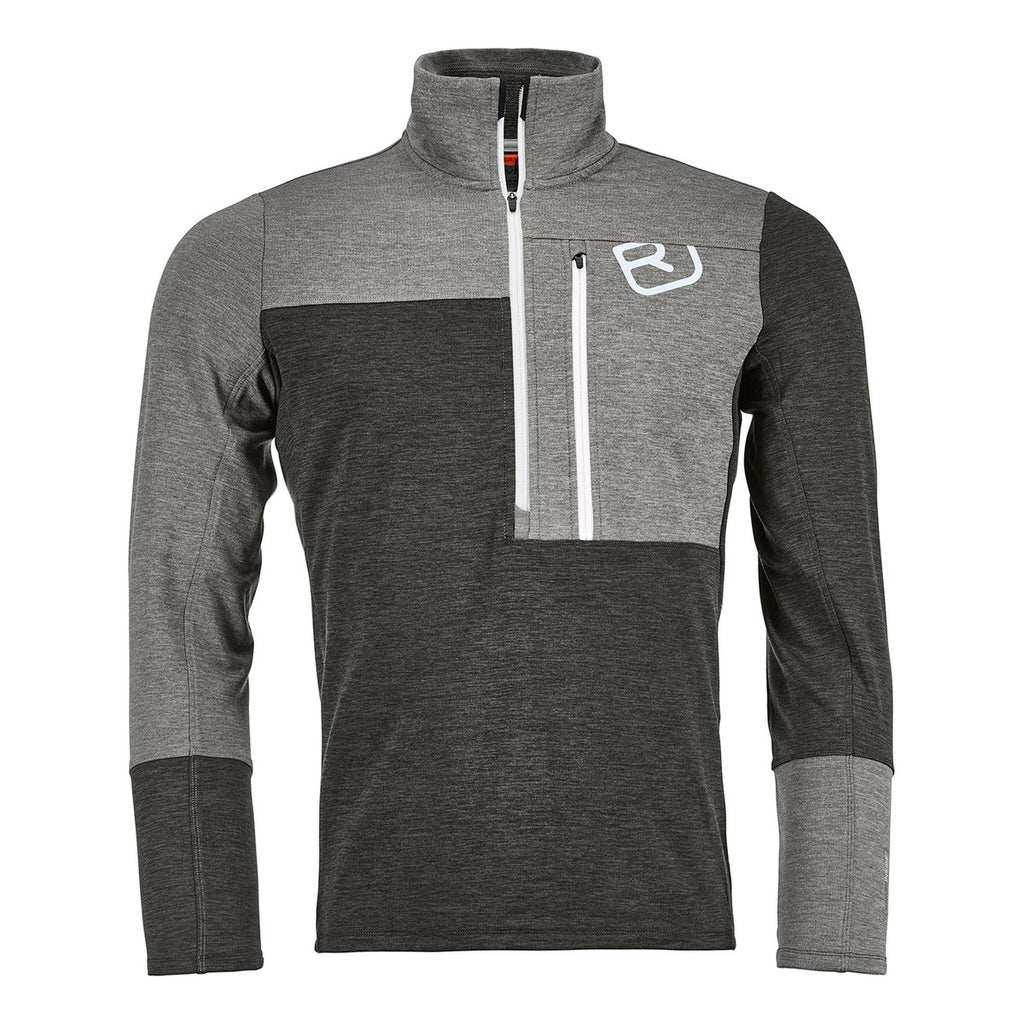 Fleece Light Zip Neck Men's