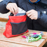 Trek carry snack pouch