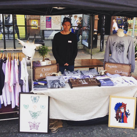 Northern Quarter Makers Market
