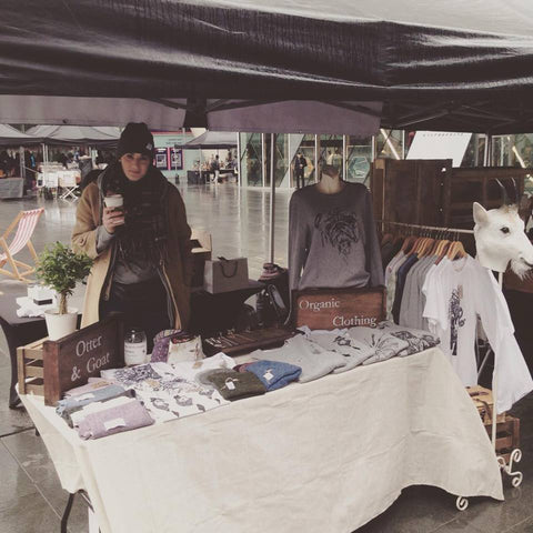 Spinningfields Makers Market