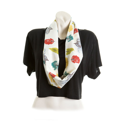 Organic Snood Scarf