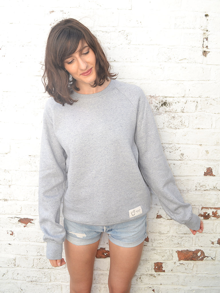 Organic Speckled Jumper