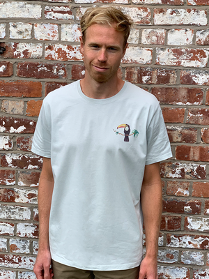 World Land Trust: Men's Toucan T-Shirt