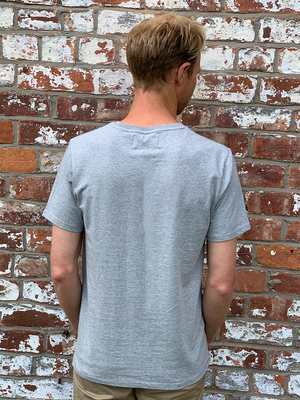 Pheasant T-Shirt / Grey