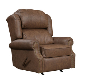 USA leather recliner