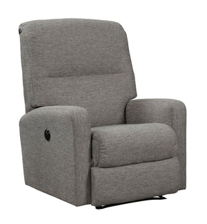 900 Series Amish Made Recliner Gray